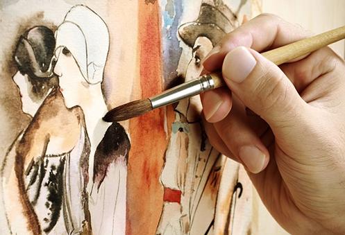 美术生在艺考画室集训期间如何学习文化课