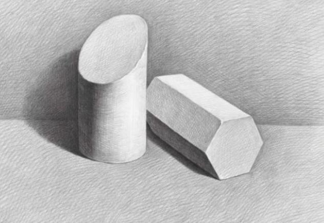 零基础学绘画的技巧就从素描开始