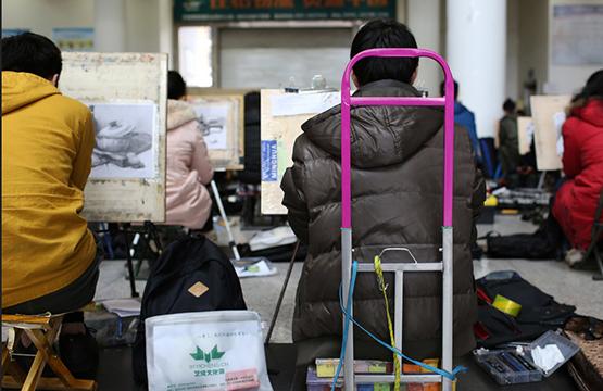 北京、杭州的艺考画室