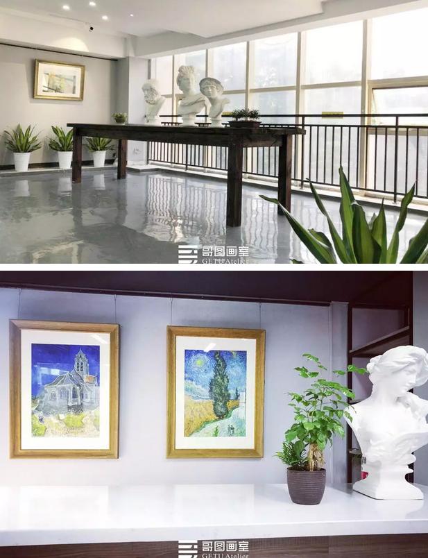 武汉哥图高考美术艺考画室