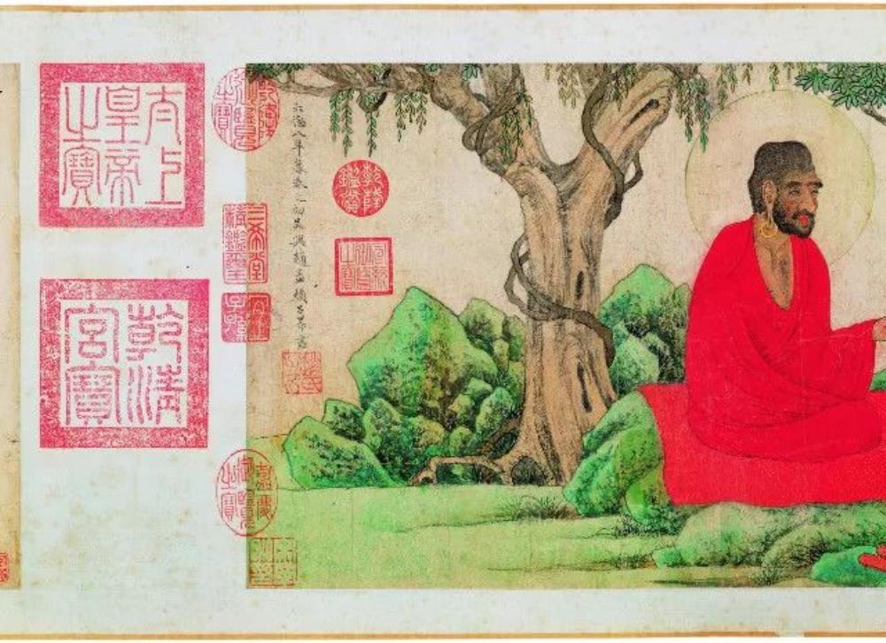 辽博全新开馆展:中国古代绘画展
