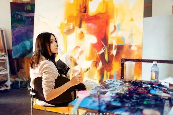 美术生在艺考画集训是什么样的?