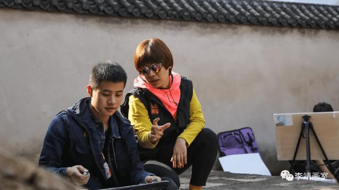 北京李靖美术高考培训班