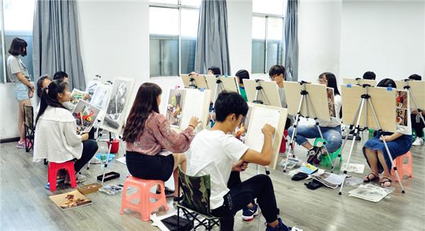 美术高考培训班