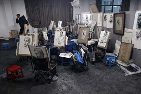 为什么有那么多人去北京艺考画室集训?