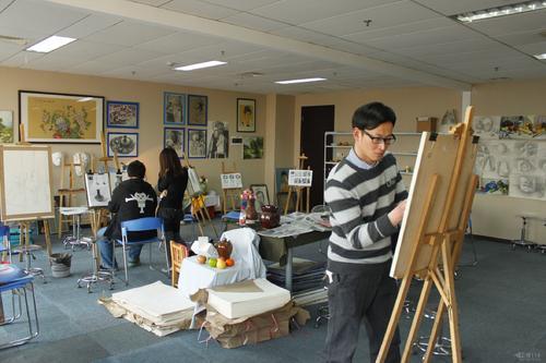 艺考画室集训老师范画时,要注意思考这些问题