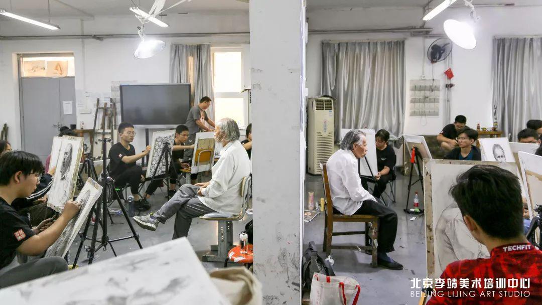 李靖画室月考 | 注重写生不套路!-北京画室,北京美术培训1