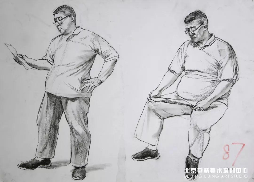 李美应届生脱颖而出的学习秘诀!,北京画室,北京美术培训 07