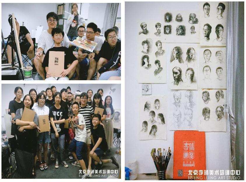 李靖画室集训寒假预科班强势来袭,从青铜到王者就在这个假期!,北京画室,北京美术培训   32