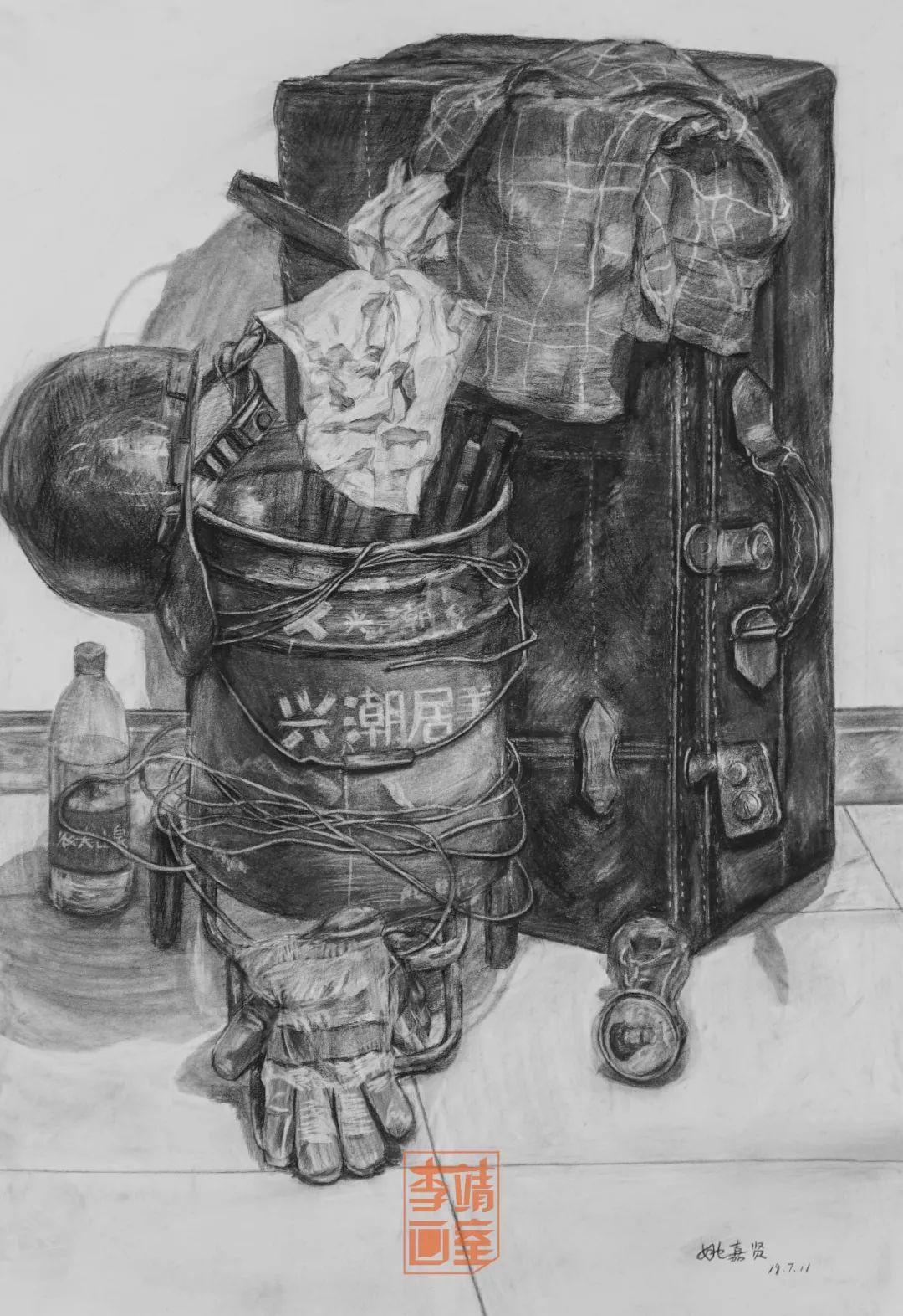 李靖画室集训寒假预科班强势来袭,从青铜到王者就在这个假期!,北京画室,北京美术培训   17