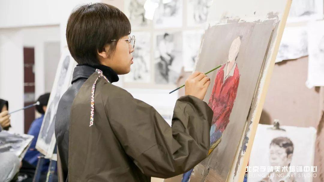 【李美·研艺坊】重写实,重基础,研习工作室开班了! ,北京画室,北京美术培训   05