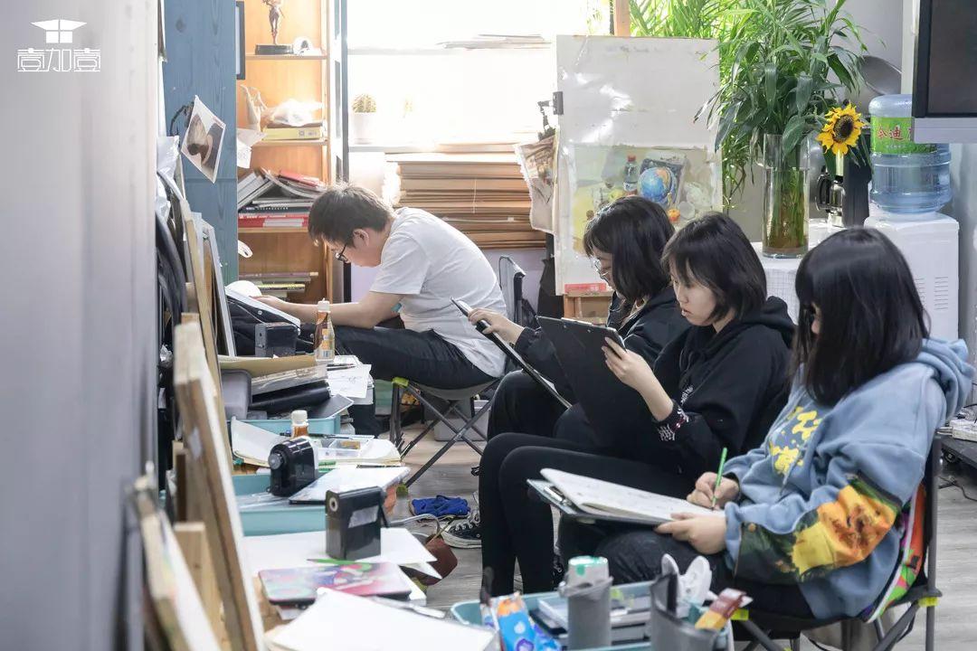 壹加壹画室:联考倒计时!所有的努力都是为了厚积薄发!,北京画室,北京美术培训   08