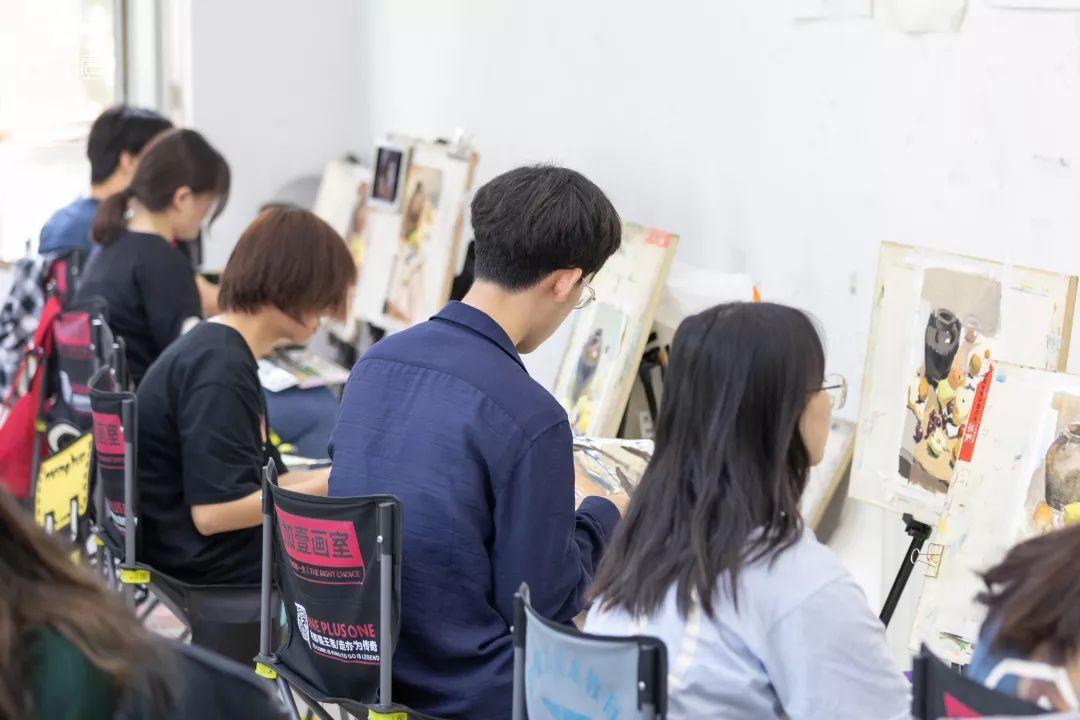 壹加壹画室:联考倒计时!所有的努力都是为了厚积薄发!,北京画室,北京美术培训   10