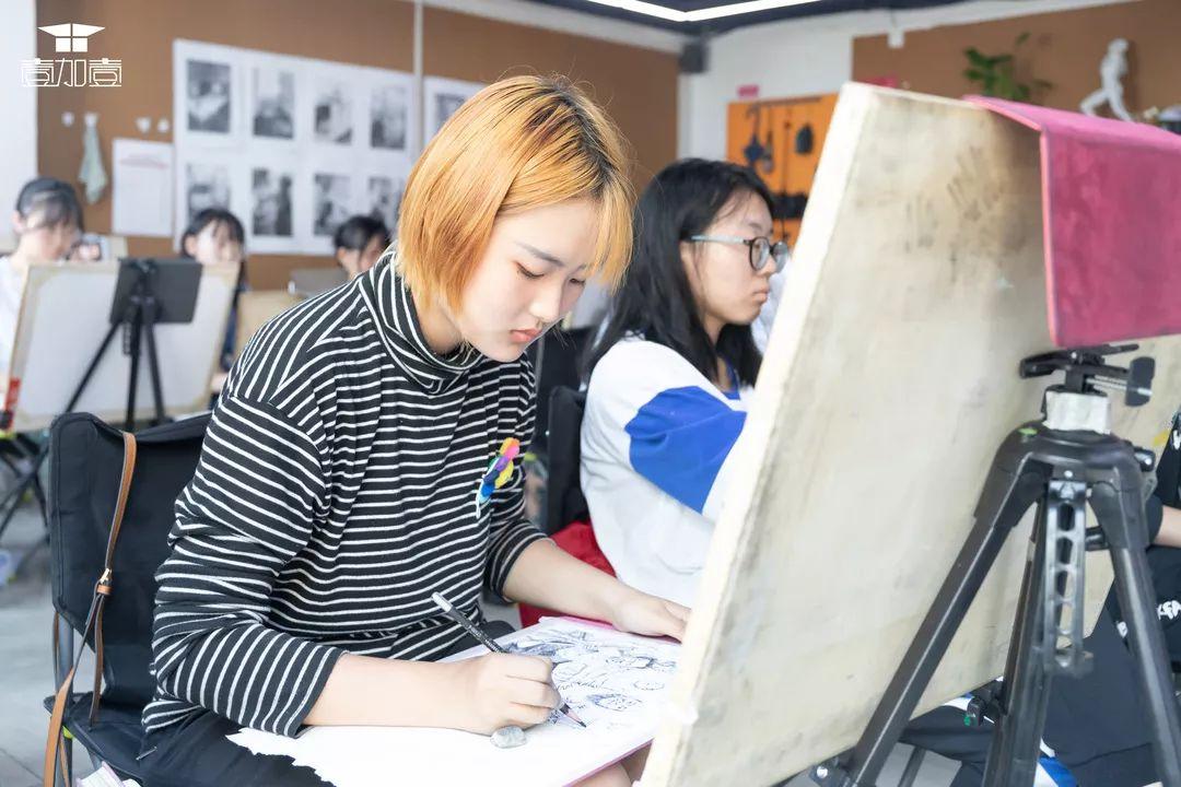 壹加壹画室:联考倒计时!所有的努力都是为了厚积薄发!,北京画室,北京美术培训   11
