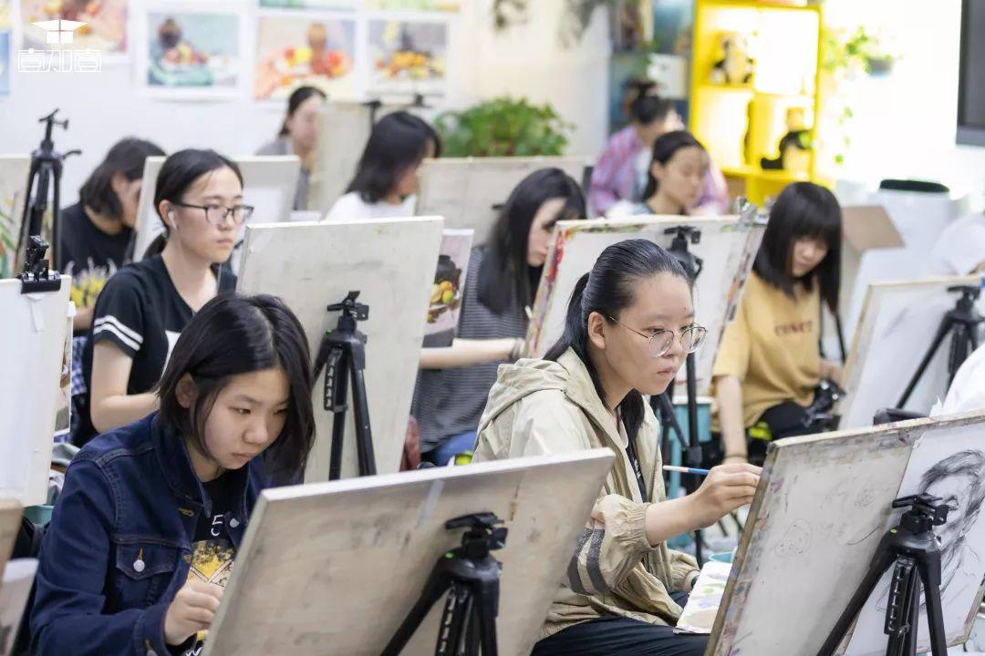 壹加壹画室:联考倒计时!所有的努力都是为了厚积薄发!,北京画室,北京美术培训   17