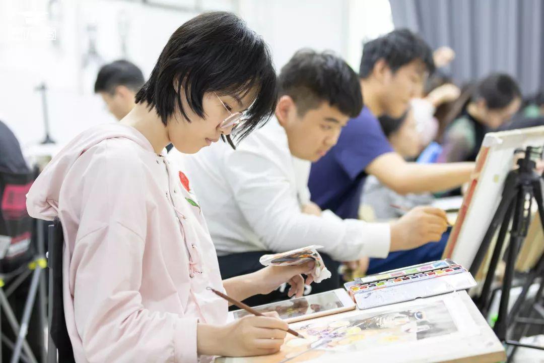 壹加壹画室:联考倒计时!所有的努力都是为了厚积薄发!,北京画室,北京美术培训   21