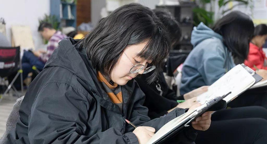 壹加壹画室:联考倒计时!所有的努力都是为了厚积薄发!,北京画室,北京美术培训   22