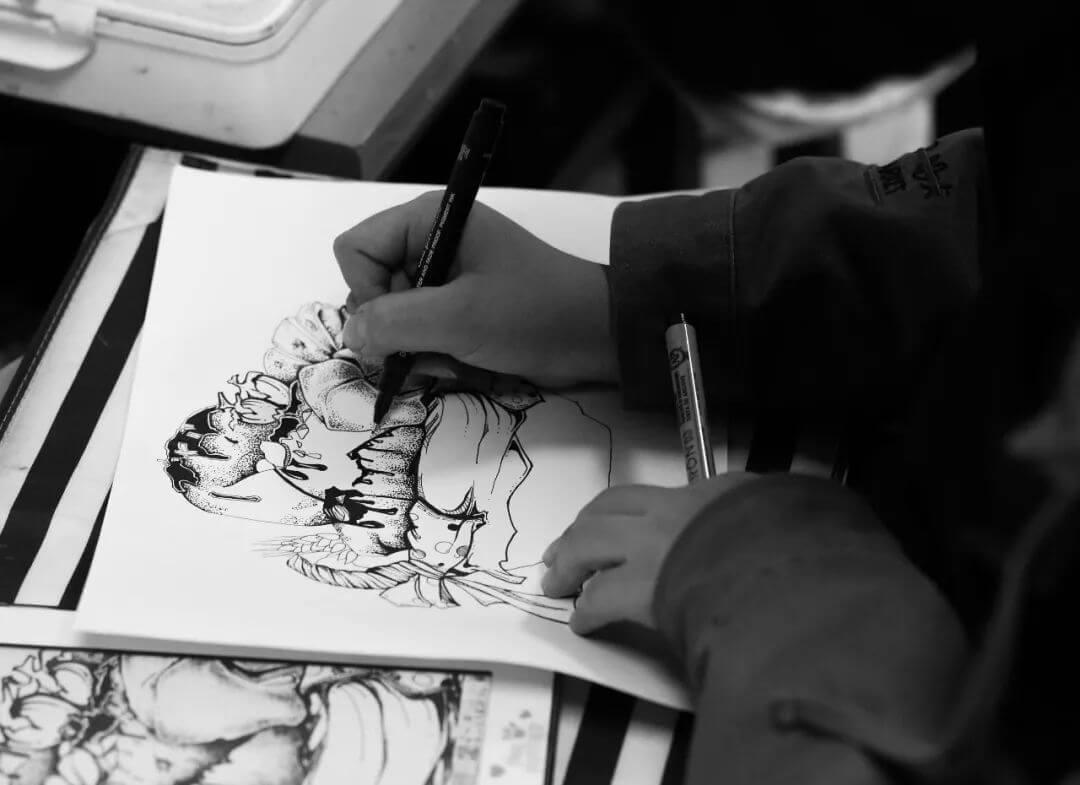 校尉画室:寒假班招生简章 | 预报名2020年集训豪礼重重!,北京画室,北京美术培训     06