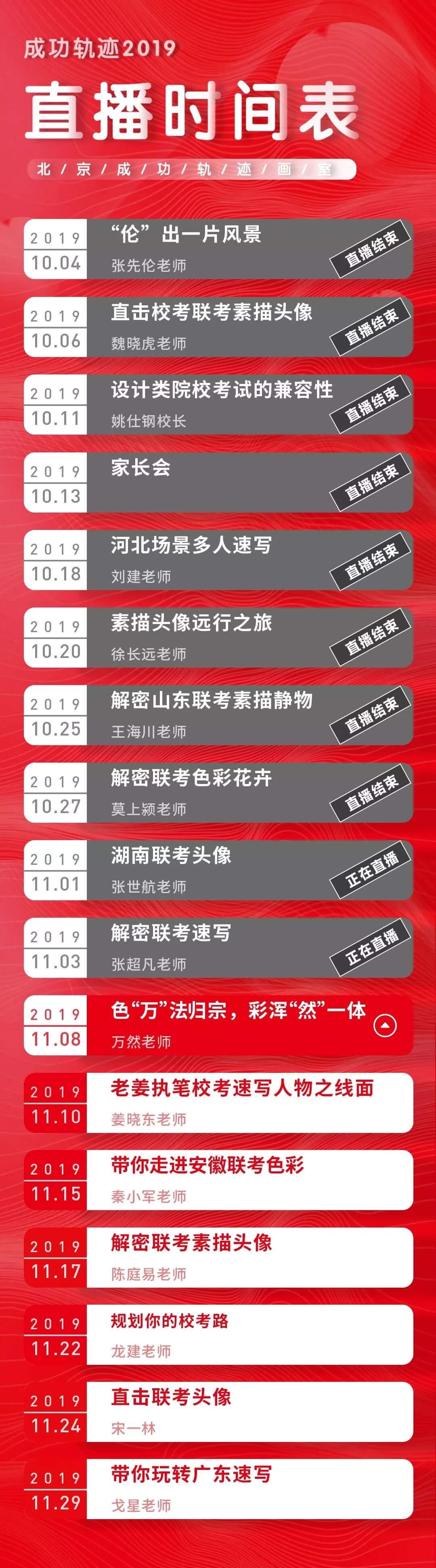 成功轨迹画室直播课堂,北京画室,北京美术培训,美术在线课堂  02
