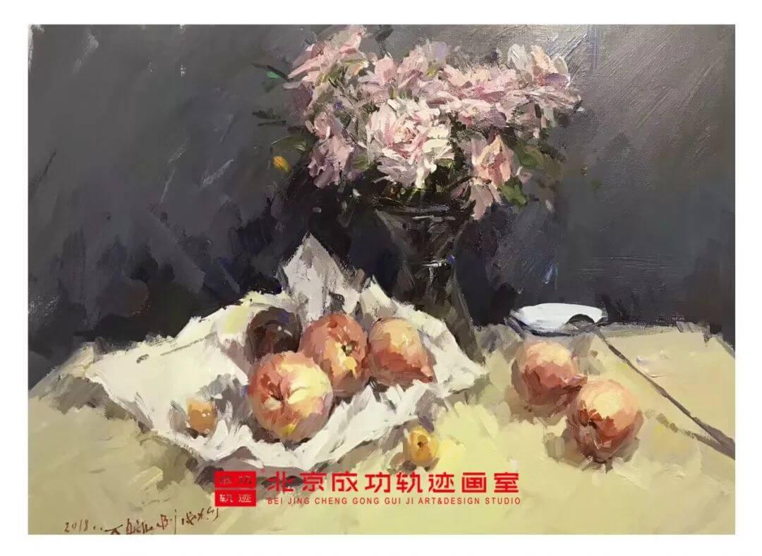 成功轨迹画室直播课堂,北京画室,北京美术培训,美术在线课堂  04