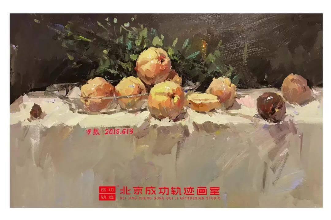 成功轨迹画室直播课堂,北京画室,北京美术培训,美术在线课堂  09
