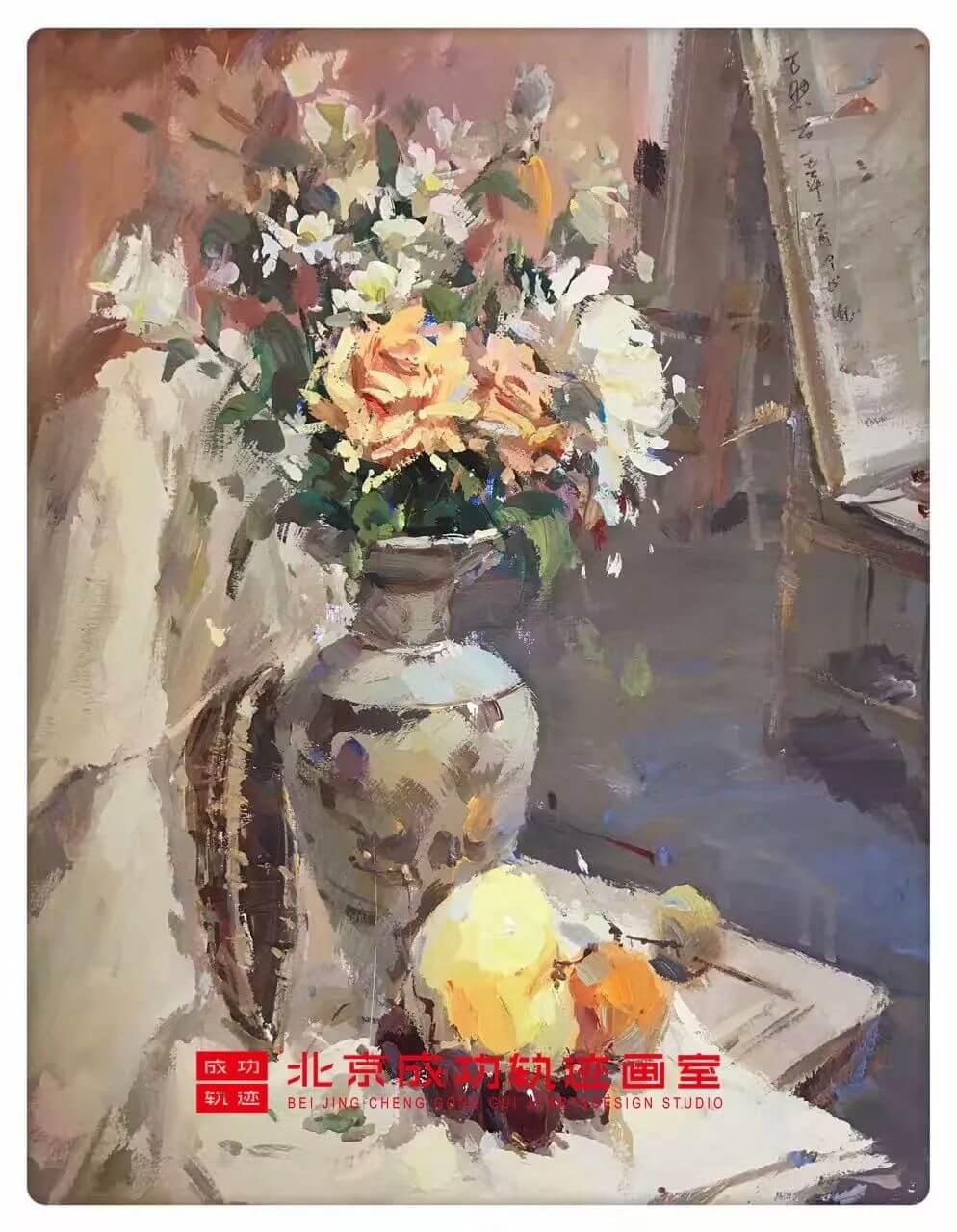 成功轨迹画室直播课堂,北京画室,北京美术培训,美术在线课堂  11