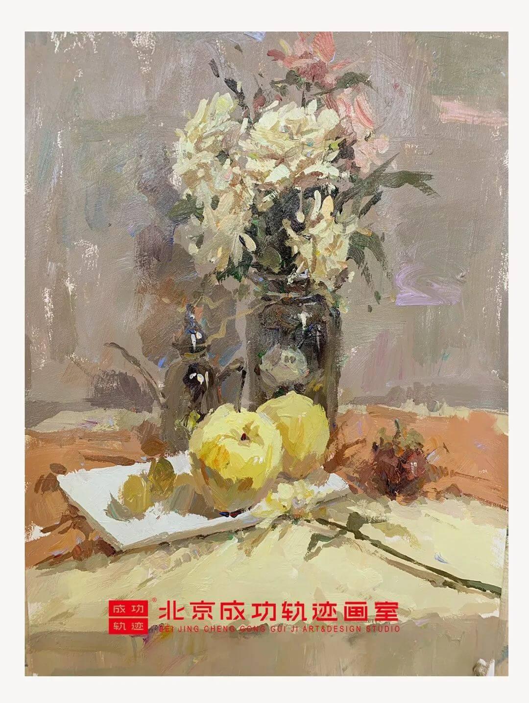 成功轨迹画室直播课堂,北京画室,北京美术培训,美术在线课堂  12