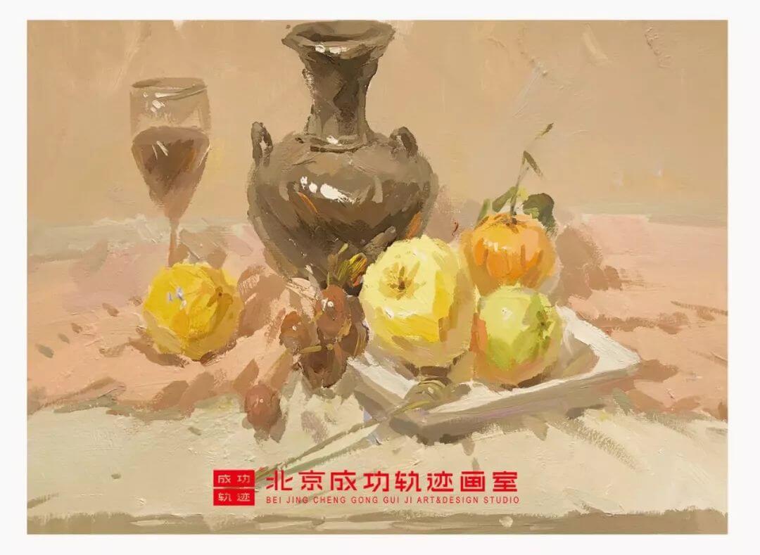 成功轨迹画室直播课堂,北京画室,北京美术培训,美术在线课堂  13