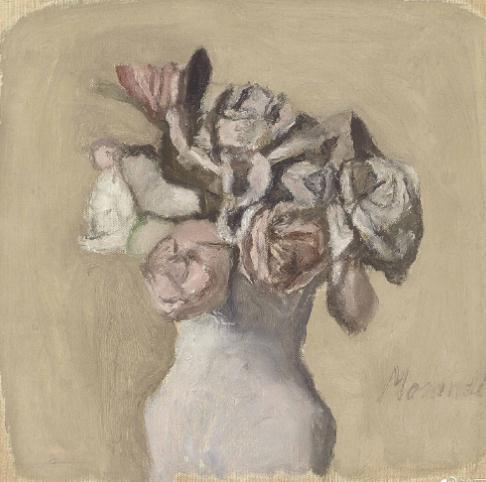 资源分享——莫兰迪高清作品100份,美术作品,作品欣赏     13