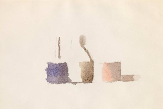 资源分享——莫兰迪高清作品100份,美术作品,作品欣赏     22