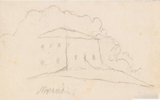 资源分享——莫兰迪高清作品100份,美术作品,作品欣赏     27