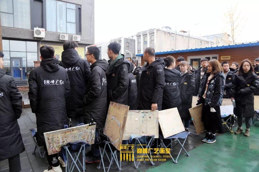 巅峰广艺大型联考模拟考试,美术联考,北京画室   21