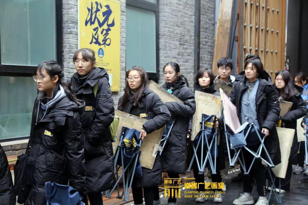 巅峰广艺大型联考模拟考试,美术联考,北京画室   23