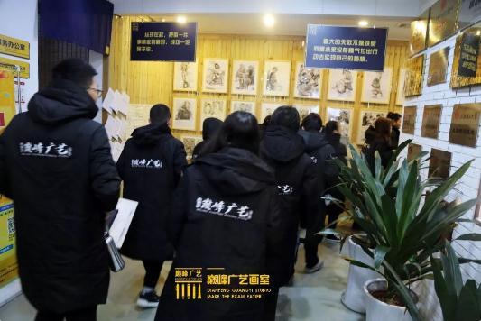 巅峰广艺大型联考模拟考试,美术联考,北京画室   24