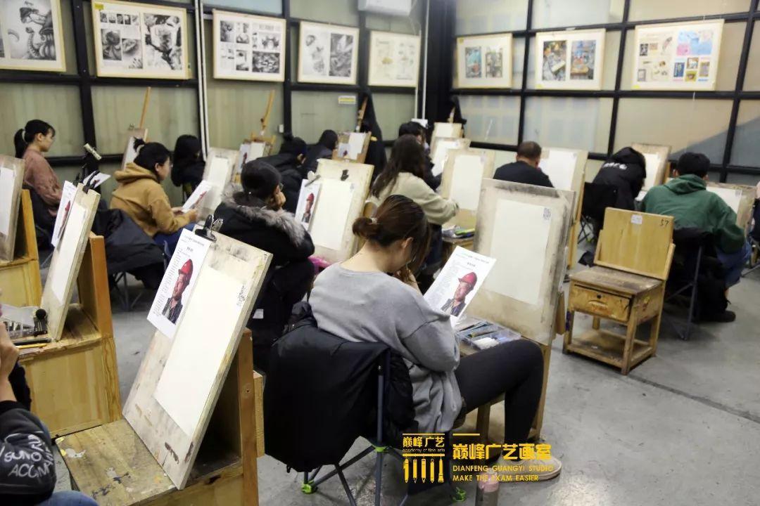 巅峰广艺大型联考模拟考试,美术联考,北京画室   26