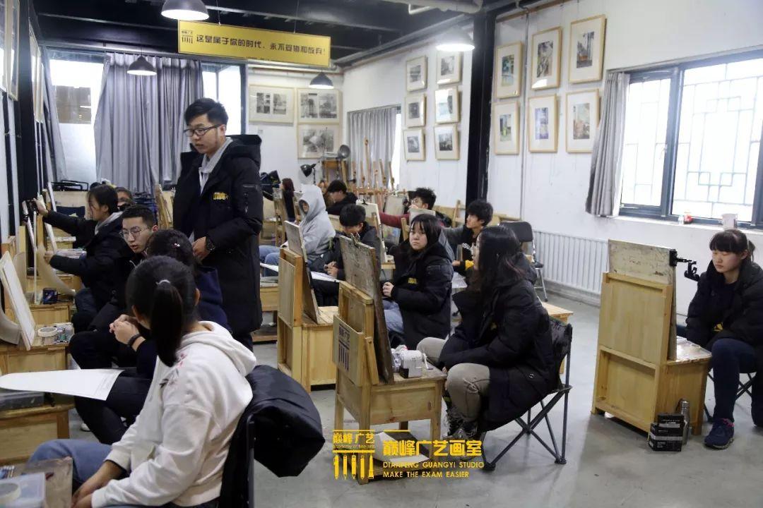 巅峰广艺大型联考模拟考试,美术联考,北京画室   27
