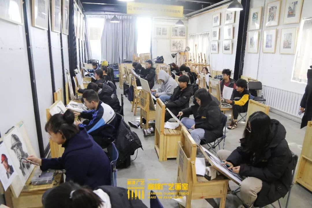 巅峰广艺大型联考模拟考试,美术联考,北京画室   29