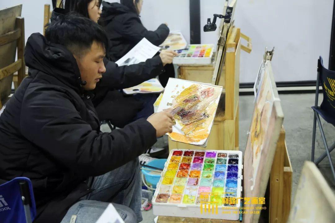 巅峰广艺大型联考模拟考试,美术联考,北京画室   33