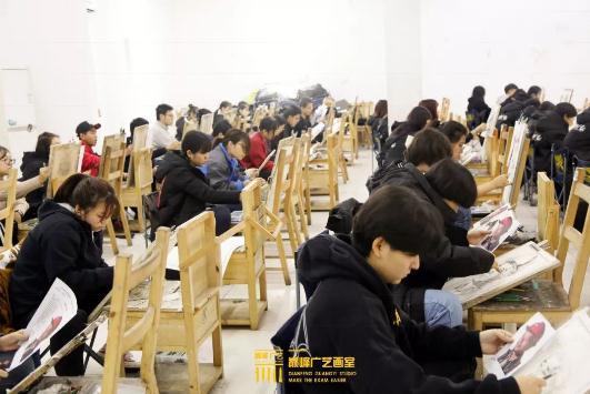 巅峰广艺大型联考模拟考试,美术联考,北京画室   40