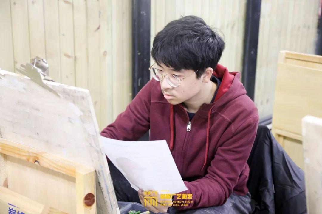 巅峰广艺大型联考模拟考试,美术联考,北京画室   41