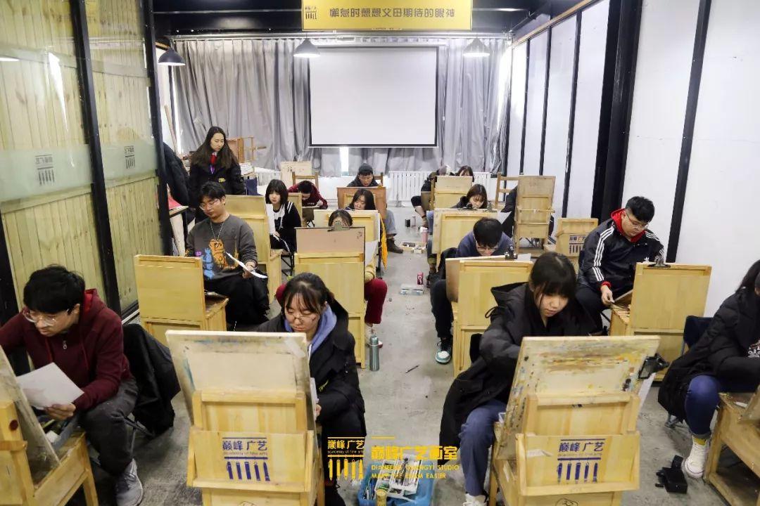 巅峰广艺大型联考模拟考试,美术联考,北京画室   42