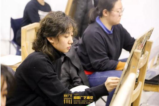 巅峰广艺大型联考模拟考试,美术联考,北京画室   43
