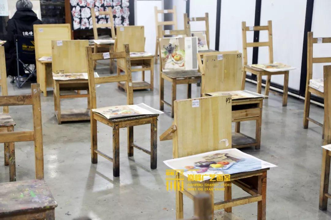 巅峰广艺大型联考模拟考试,美术联考,北京画室   46