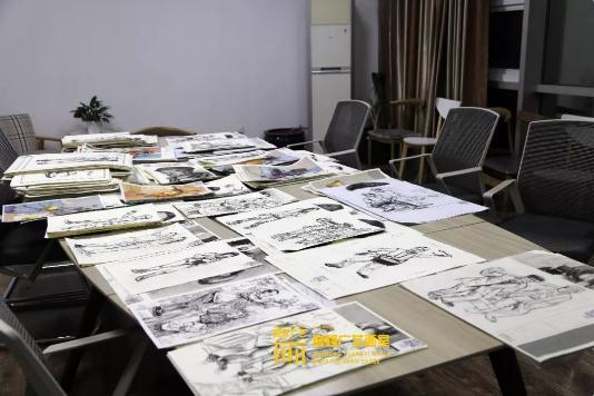 巅峰广艺大型联考模拟考试,美术联考,北京画室   48