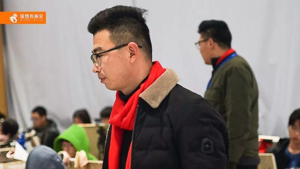 【思想者】万人模拟联考直击,北京画室,北京美术培训    10