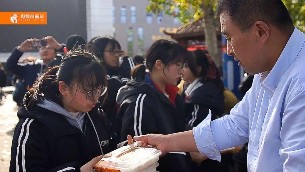【思想者】万人模拟联考直击,北京画室,北京美术培训    24