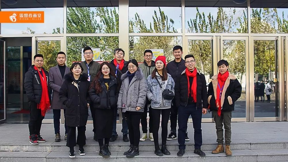 【思想者】万人模拟联考直击,北京画室,北京美术培训    30