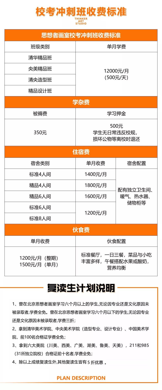【思想者】校考冲刺班 ,北京画室,北京美术培训   20