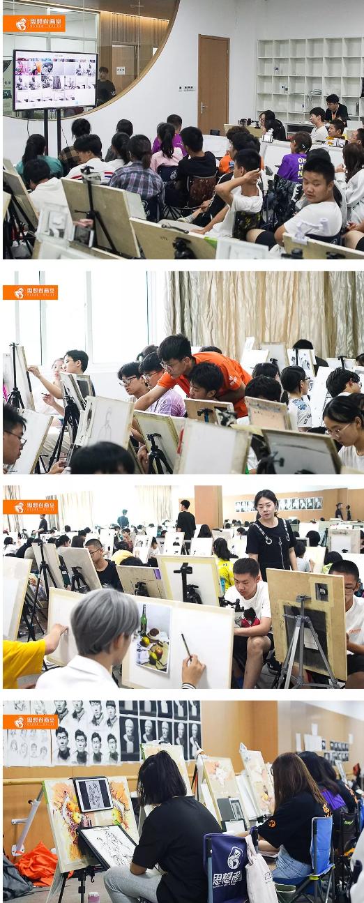 【思想者】寒假班,北京画室,北京美术培训,北京寒假班   04