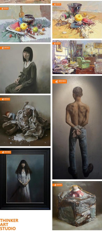 【思想者】寒假班,北京画室,北京美术培训,北京寒假班   10